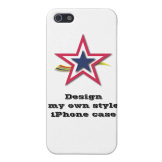 Make Your Own iPhone 5/5S Case: Unique Design! Cover For iPhone SE/5/5s