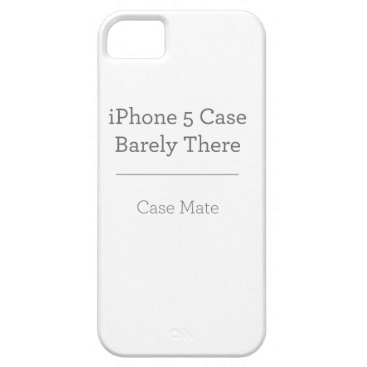 Beach Themed Make Your Own iPhone 5 Case