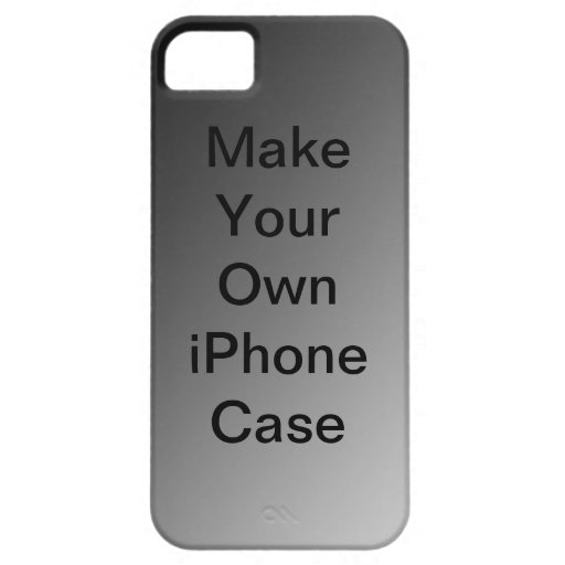 Make Your Own Iphone 5 Case Zazzle
