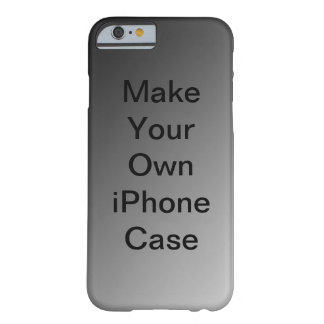Make Your Own iPhone 6 Case
