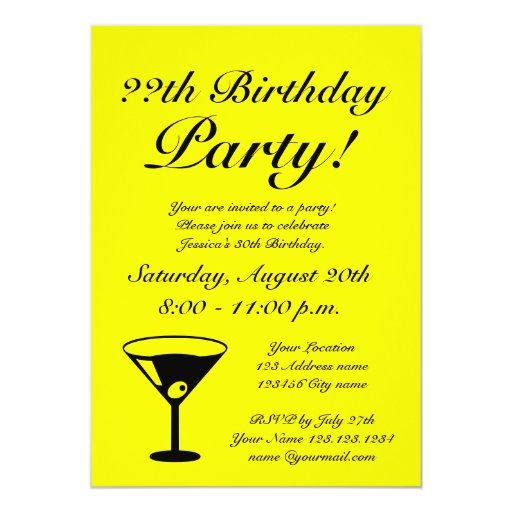 make your own keep calm birthday invitations