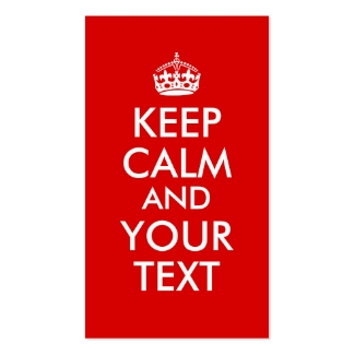 Make Your Own Keep Calm Saying Add Your Text