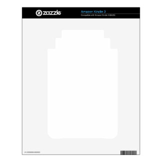 Make Your Own Kindle 3 skin