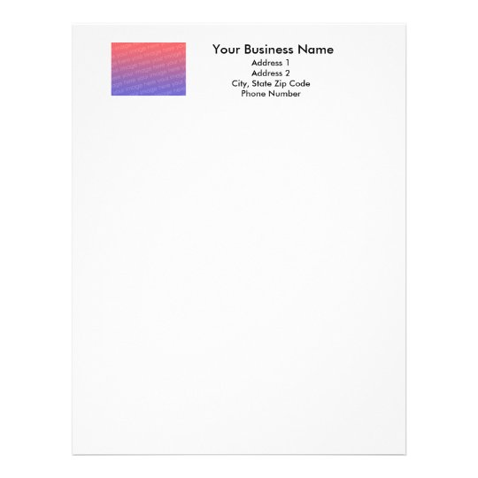 Make Your Own Letterhead Business Letterheads