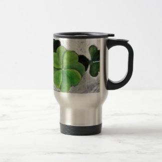 Make Your Own Luck Travel Mug