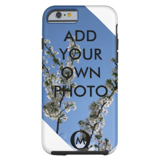 Make your own monogrammed iPhone 6 case