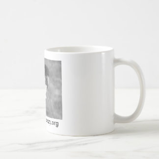 Make Your Own Classic White Coffee Mug