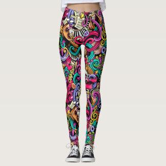 Make Your Own MUSIC 2 Pop Fashion Leggings