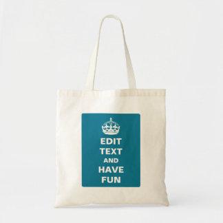 Make Your Own Parody Bag