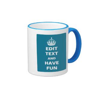 Make Your Own Parody Mugs