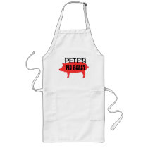 Make Your Own Personal Pig Roast  Apron