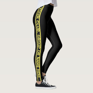 Make Your Own Personalised Leggings