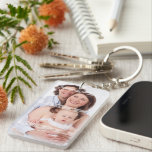 "Make Your Own Personalized DIY Custom 2 Sided Keychain<br><div class=""desc"">Make Your Own Personalized DIY Custom 2 sided keychain form Ricaso</div>"