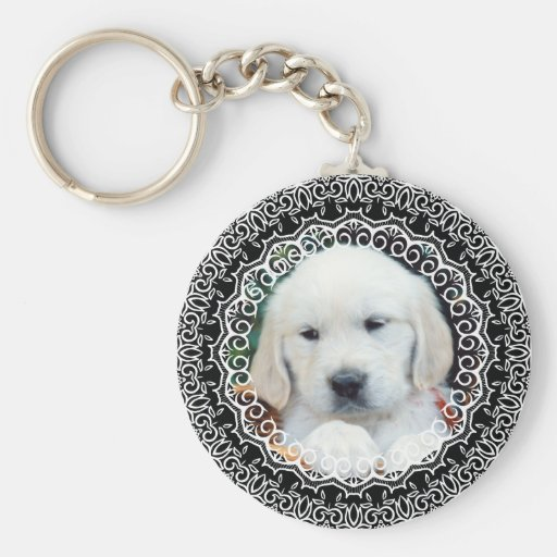 Make Your Own Pet Puppy Doggy Keychain