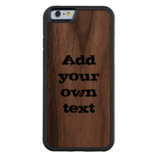 Make Your Own Phone Case Masculine Chunky Text