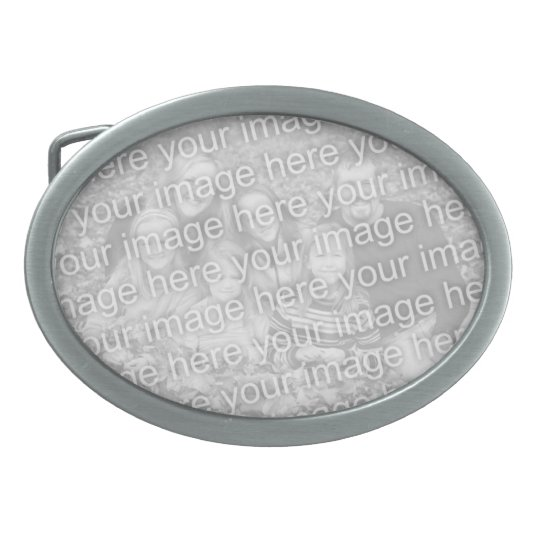Make your Own Photo Belt Buckle