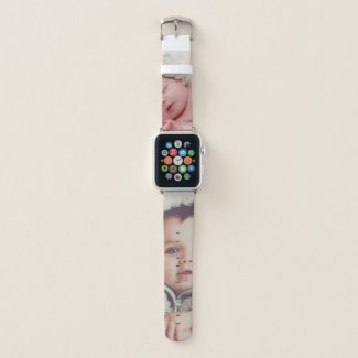 Make Your Own Photo Template Personalized Apple Watch Band
