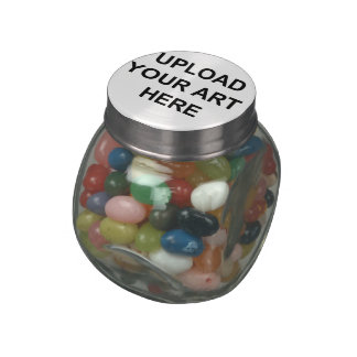 Make your own product jelly belly candy jars