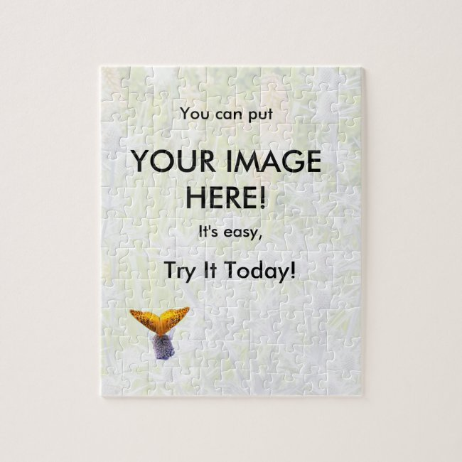 Create Your Own Jigsaw Puzzle