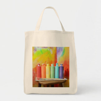Make Your Own Rainbows Photography Tote Bag