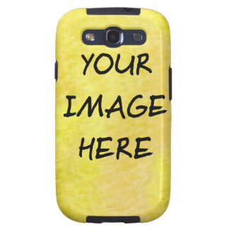 Make Your Own Samsung Galaxy S3 Vibe Phone Case Samsung Galaxy S3 Cover
