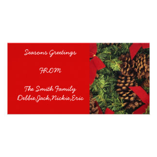 Make Your Own Seasons Greetings Cards