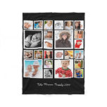 Make Your Own Unique Personalized DIY Custom Fleece Blanket<br><div class='desc'>Make Your Own one of a kind unique Personalized DIY Custom photo collage fleece blanket from Ricaso .. ideal for keepsake gift ideas</div>