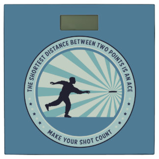 Make Your Shot Count Bathroom Scale