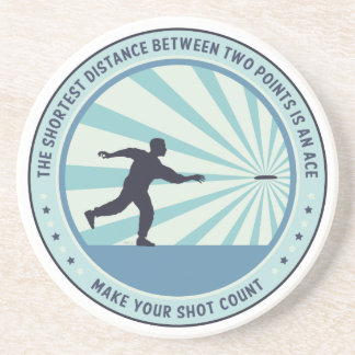 Make Your Shot Count Coaster
