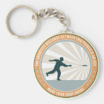 Make Your Shot Count Keychains
