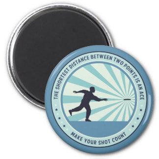 Make Your Shot Count Magnet