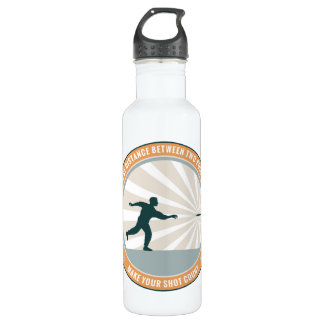 Make Your Shot Count 24oz Water Bottle