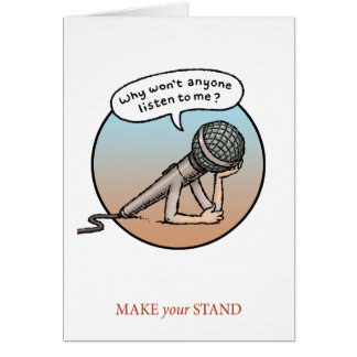 Make your Stand Card