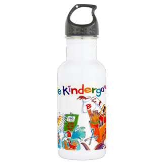 Make your Water Fun! Stainless Steel Water Bottle