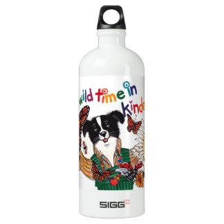 Make your water Wild! Aluminum Water Bottle