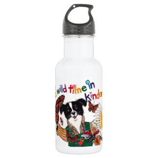 Make your water Wild! Stainless Steel Water Bottle