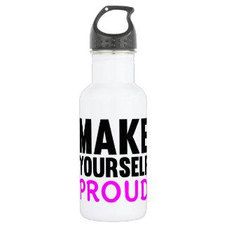 Make Yourself Proud Water Bottle