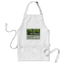 Make Yourself Succeed Adult Apron