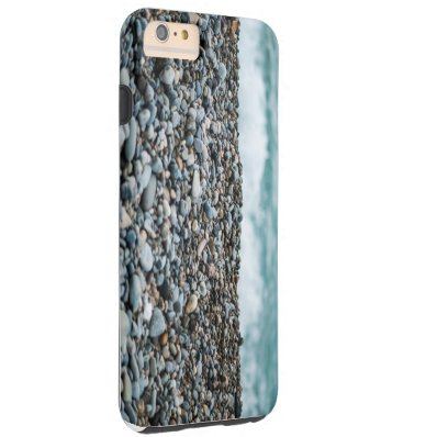 Make yout iPhone 6  beautiful  With gravel beach Tough iPhone 6 Plus Case