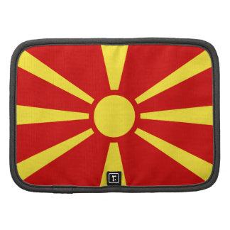Makedonija zastava organizer