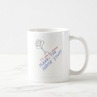 MakeItStop Coffee Mugs