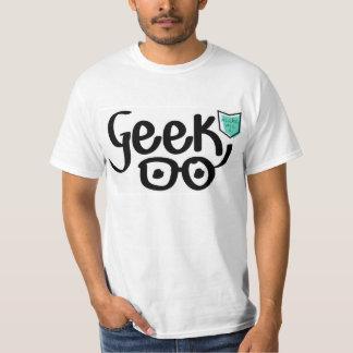 MakeMeAGeek Logo T-shirt