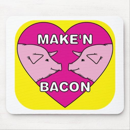 Make'n Bacon Mouse Pad