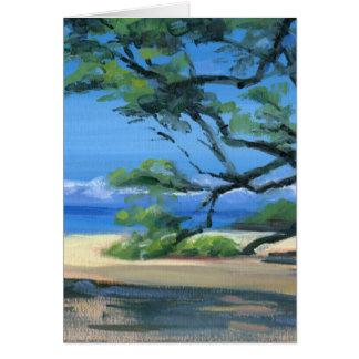 Makena Beach Card