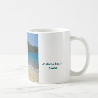 Makena Beach MAUI Coffee Mug