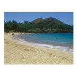 Makena Beach Maui Hawaii Postcard