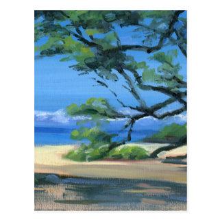 Makena Beach Postcard