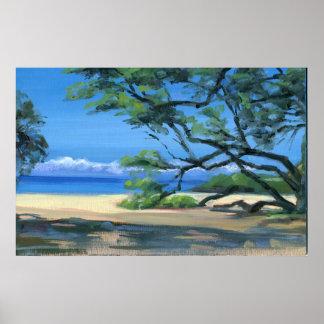 Makena Beach Print