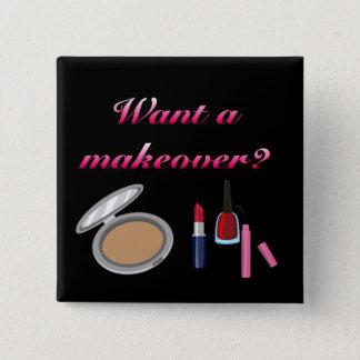 Makeover Button