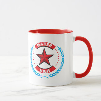 Maker High Mug